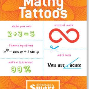 Mathy Tattoos