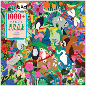 Sloths 1000 Piece Puzzle
