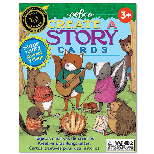 Animal Village Create a Story