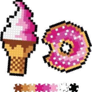 Jixelz 700 pc Set - Sweet Treats
