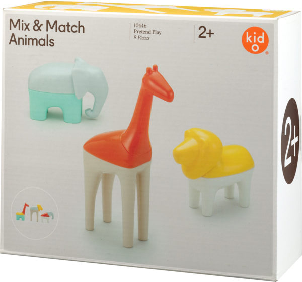 MIX & MATCH ANIMALS