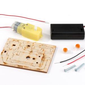 Marbleocity Motor Drive Kit