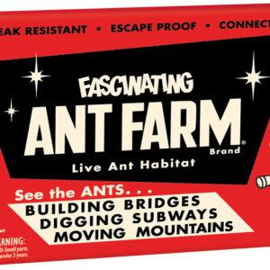 Uncle Milton Retro Ant Farm