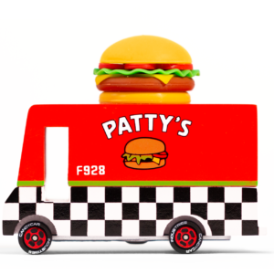 Candylab Burger Van