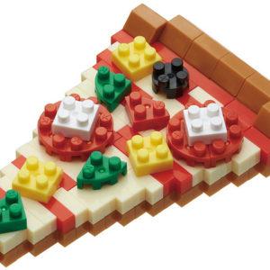 NanoBlocks - Pizza
