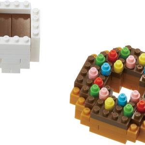 NanoBlocks - Donut & Coffee