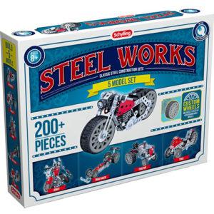 5 Model Set - Steel Works