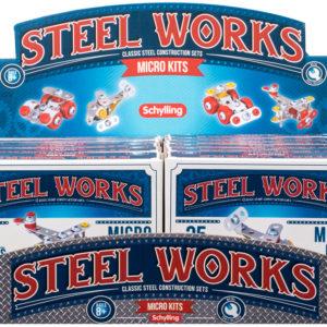 Micro Kits - Steel Works